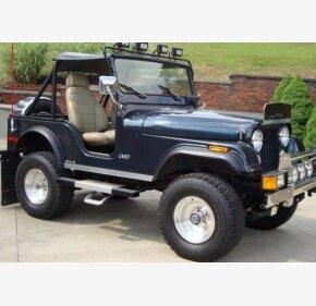 1975 Jeep CJ-5 for sale 101004078