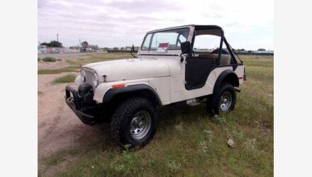 1975 Jeep CJ-5 for sale 101072281