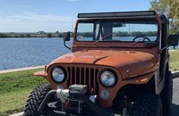 1975 Jeep CJ-5 for sale 101092515