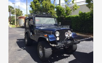 1975 Jeep CJ-5 for sale 101187058