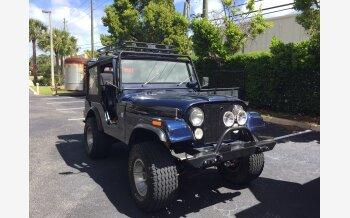 1975 Jeep CJ-5 for sale 101187058