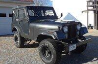 1975 Jeep CJ-5 for sale 101294209
