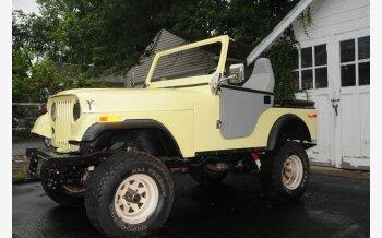 1975 Jeep CJ-5 for sale 101552663
