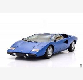 Lamborghini Countach Classics For Sale Classics On Autotrader