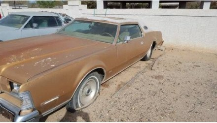1975 Lincoln Continental for sale 101078801