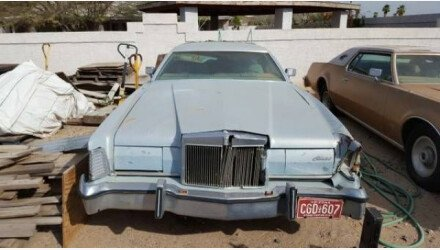 1975 Lincoln Continental for sale 101078802