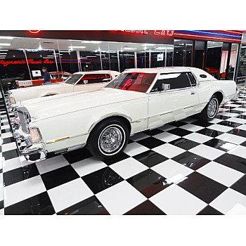 1975 Lincoln Continental for sale 101221697