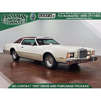 1975 Lincoln Continental for sale 101320245