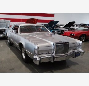 1975 Lincoln Continental for sale 101391063