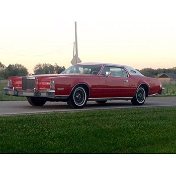 1975 Lincoln Continental for sale 101534965