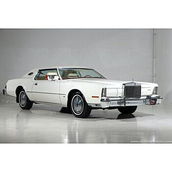 1975 Lincoln Continental for sale 101535136