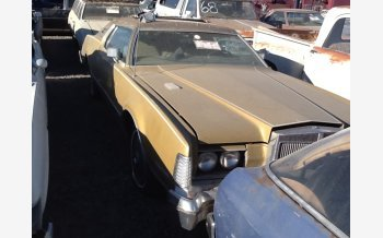 1975 Lincoln Mark IV for sale 100741507