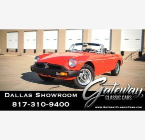 1975 MG MGB for sale 101232330