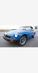 1975 MG MGB for sale 101241501