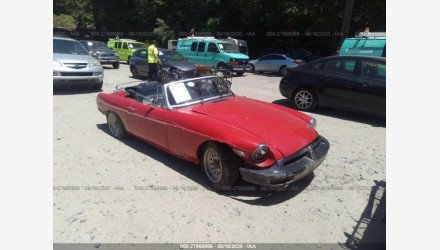 1975 MG MGB for sale 101340685