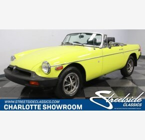 1975 MG MGB for sale 101387943