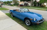 1975 MG MGB for sale 101401005