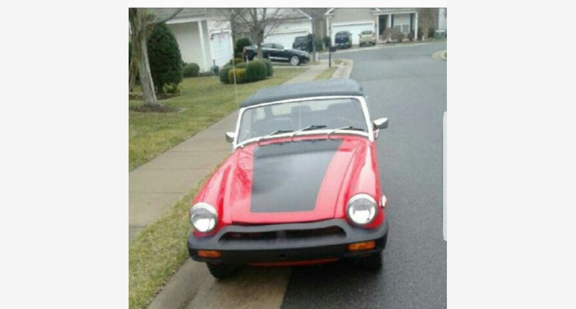 1975 MG Midget for sale 100927642
