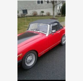 1975 MG Midget for sale 100978628