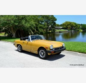 1975 MG Midget for sale 100991689