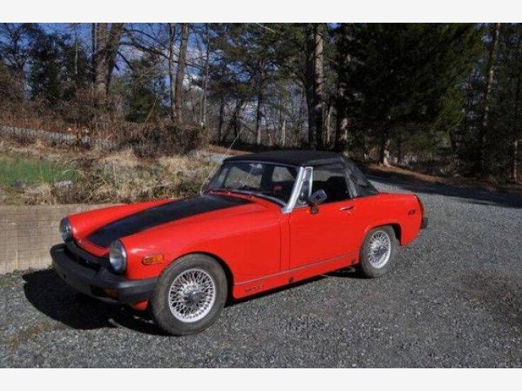 1975 MG Midget for sale 101333411