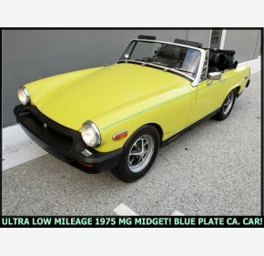1975 MG Midget for sale 101345842