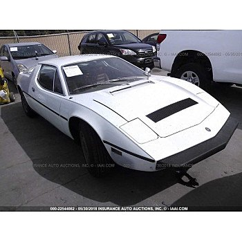 1975 Maserati Merak for sale 101016183