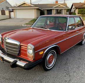 1975 Mercedes-Benz 240D for sale 101090098