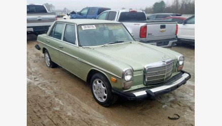1975 Mercedes-Benz 240D for sale 101106891