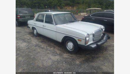1975 Mercedes-Benz 240D for sale 101346834