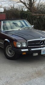 1975 Mercedes-Benz 450SL for sale 100742549