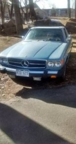 1975 Mercedes-Benz 450SL for sale 100846304