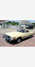 1975 Mercedes-Benz 450SL for sale 101068696