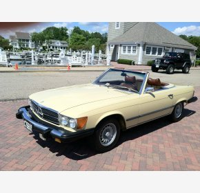 1975 Mercedes-Benz 450SL for sale 101068696