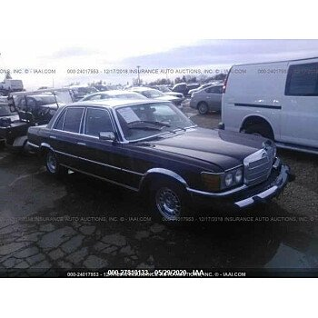 1975 Mercedes-Benz 450SL for sale 101101559