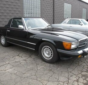 1975 Mercedes-Benz 450SL for sale 101229749
