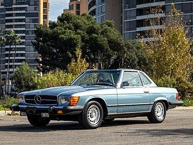 1975 Mercedes-Benz 450SL for sale 101407642