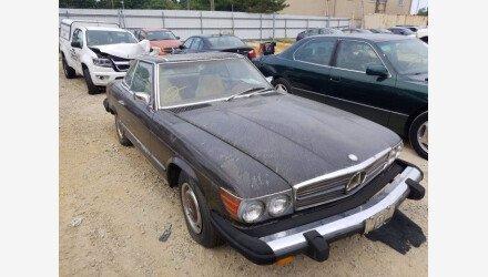 1975 Mercedes-Benz 450SL for sale 101411218