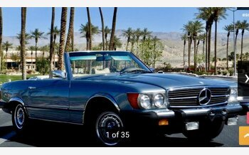 1975 Mercedes-Benz 450SL for sale 101465529