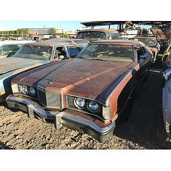 1975 Mercury Cougar for sale 100973578