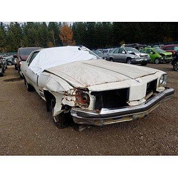 1975 Oldsmobile Cutlass for sale 101234635