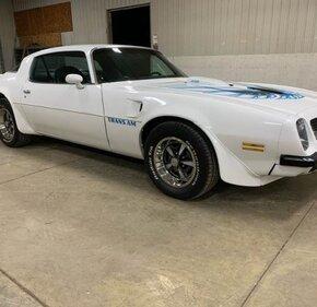 1975 Pontiac Firebird for sale 101270022