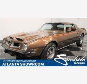 1975 Pontiac Firebird for sale 101307207