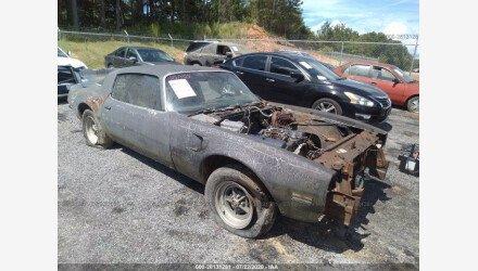 1975 Pontiac Firebird for sale 101409056