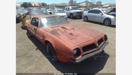 1975 Pontiac Firebird for sale 101409067