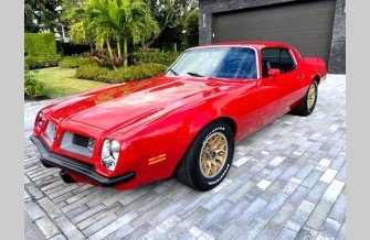 1975 Pontiac Firebird for sale 101435927