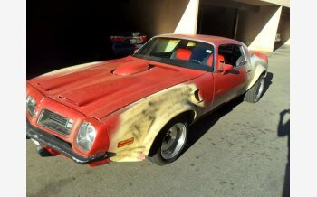 1975 Pontiac Firebird Formula for sale 101204316