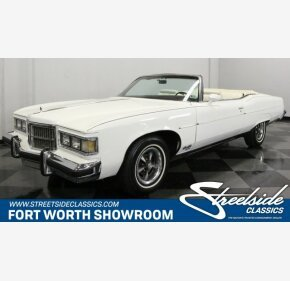 1975 Pontiac Grand Ville for sale 100930697