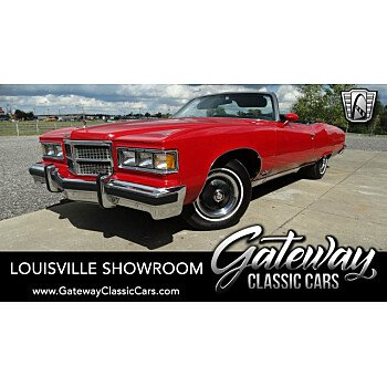 1975 Pontiac Grand Ville for sale 101211857