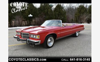 1975 Pontiac Grand Ville for sale 101263665